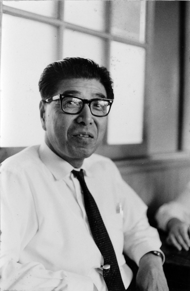 小泉 秀男先生